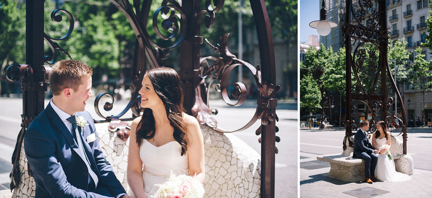 Bryllup Mandarin Oriental Barcelona Hotel